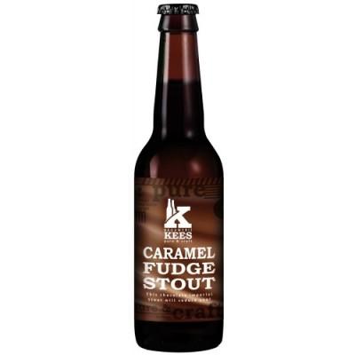 Cerveza Kees Caramel Fudge Stout