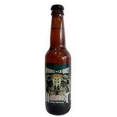 Cerveza Naparbier-La Quince Hamabost