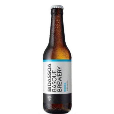 Cerveza Bidassoa Basque Boise