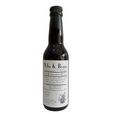 Cerveza De Molen Nibs Beans