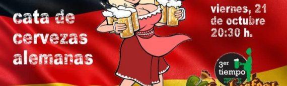 Cata de Cervezas Alemanas Oktoberfest