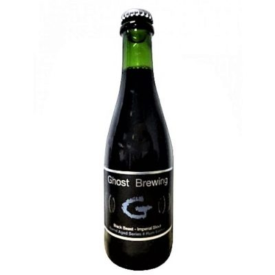 Ceeveza Ghost Brewing Barrel Aged Series Rum Edition