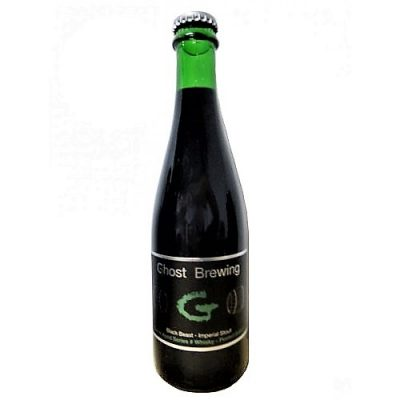 Cerveza Ghost Barre Aged Whiskey Peated Edition