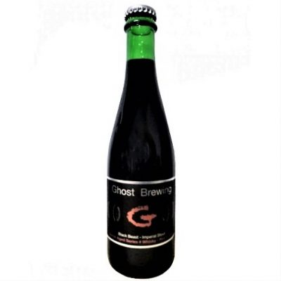 Cerveza Ghost Barrel Aged Series Rye Edition