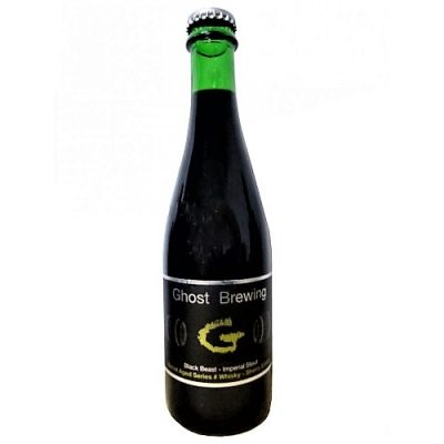 Cerveza Ghost Barrel Aged Series Sherry Edition