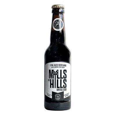 Cerveza Fyne Ales & Demolen Mills And Hills