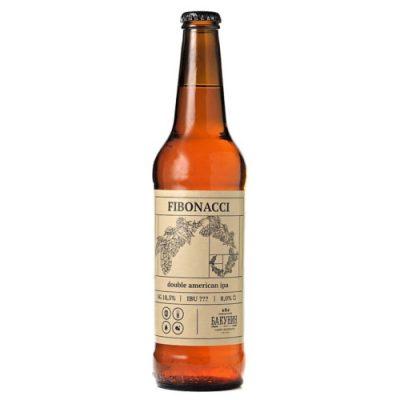 Cerveza Bakunin Fibonacci