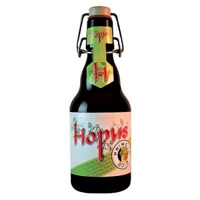 Cerveza Hopus Primeur 2017
