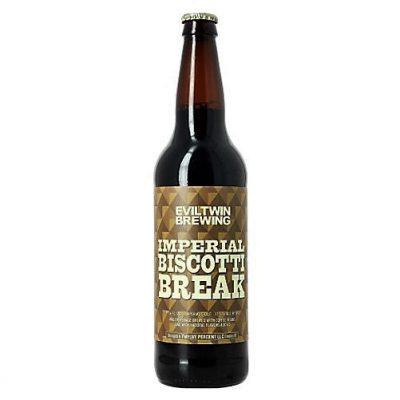 Cerveza Evil Twin Imperial Biscotti Break