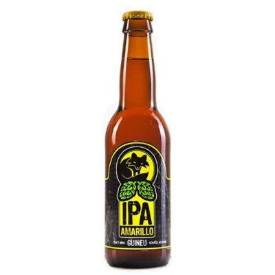 Cerveza Guineu IPA Amarillo