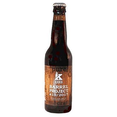 Cerveza Kees Barrel Project #10 2017