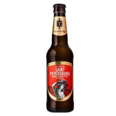 Cerveza Thornbridge Saint Petersburg