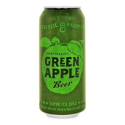 Cerveza Nickel Brook Green Apple