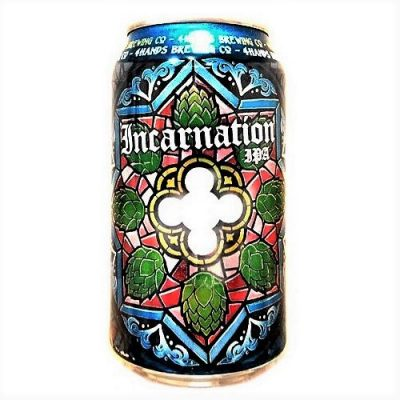 Cerveza 4 Hands Incarnation