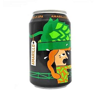 Cerveza Mikkeller Amarillo Single Hop Amarillo IIPA